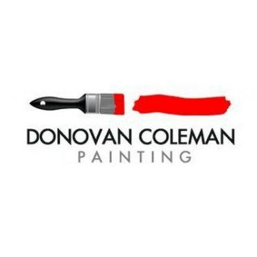 Donovan Coleman Painting logo