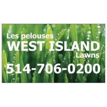 West island lawns logo