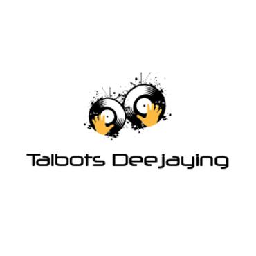 Talbots Deejaying PROFILE.logo