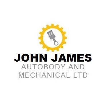 John James Autobody and Mechanical Ltd PROFILE.logo