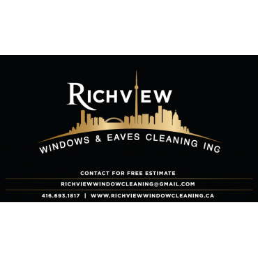 Richview Windows & Eaves Cleaning Inc PROFILE.logo