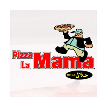 Pizza La Mama logo