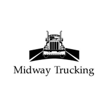 Midway Trucking logo