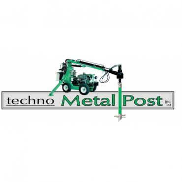 Techno Metal Post Of Grande Prairie logo