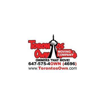 Toronto's Own Moving Company logo