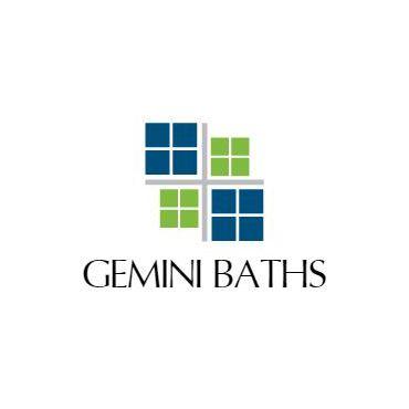 GEMINI BATHS logo