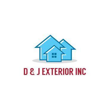 D & J Exterior Inc logo