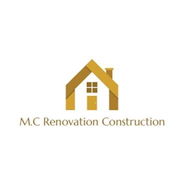 M.C Renovation Construction logo