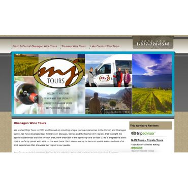 MOJO Wine Tours