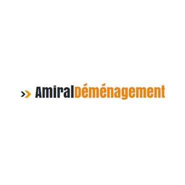Amiral Déménagement logo