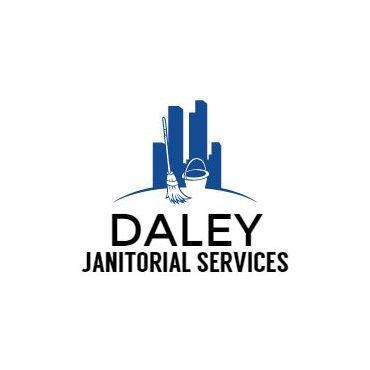 Daley Janitorial Services logo