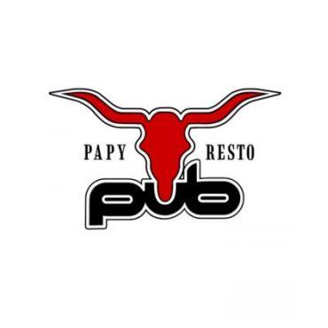 Papy Resto Pub Chicoutimi logo
