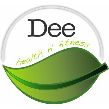Dee Health n' Fitness logo