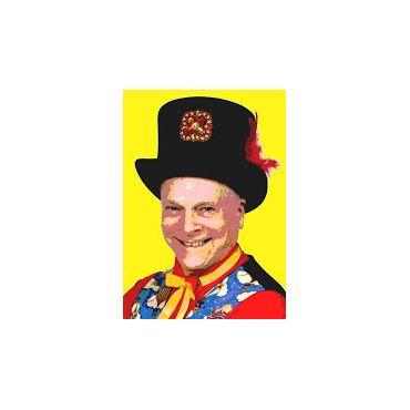 Magiciand and Children's Entertainer Bob Shelley logo