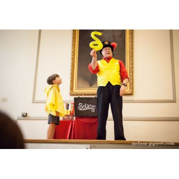 Montreal Children's Library Magic Show