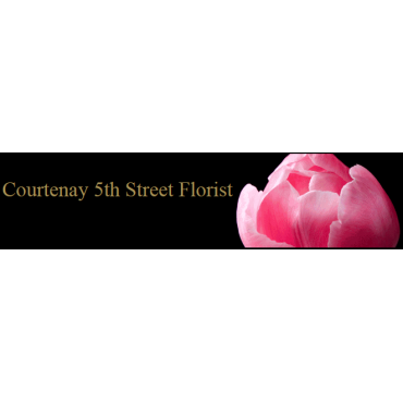 Courtenay 5th St Florist logo