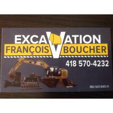Excavation Francois Boucher logo