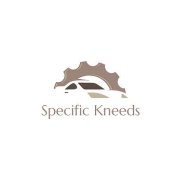 Specific Kneeds logo