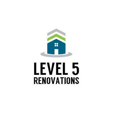 Level 5 Renovations PROFILE.logo