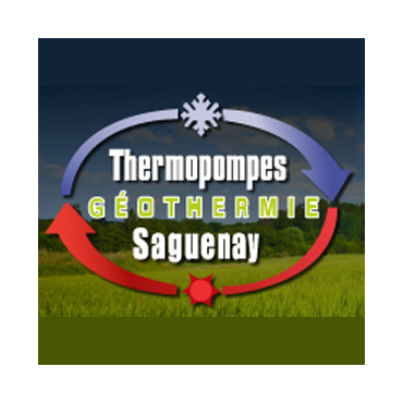 Thermopompes et Geothermie Saguenay PROFILE.logo