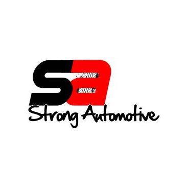 Strong Automotive logo