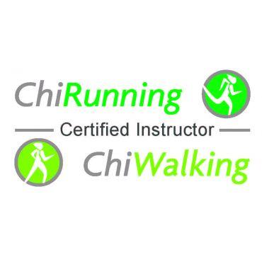 Chi Running/Chi Walking logo