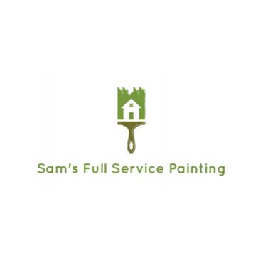 Sam's Full Service Painting logo