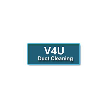 V4U Duct Cleaning logo