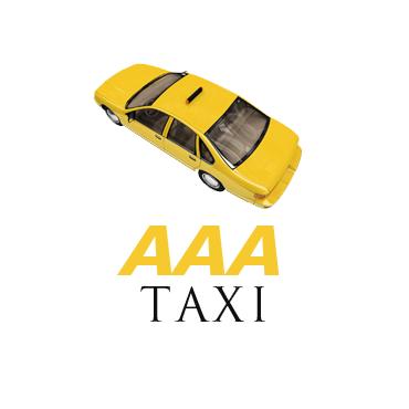AAA Taxi logo