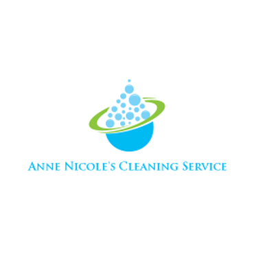 Anne Nicole's Cleaning Service logo