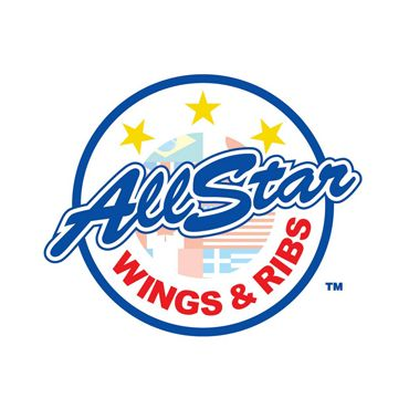 All Star Wings And Ribs PROFILE.logo