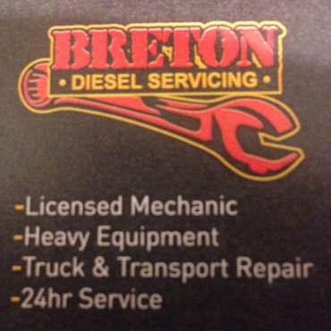 Breton Diesel Servicing PROFILE.logo