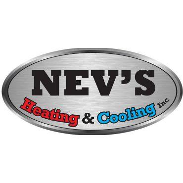 Nev's Heating & Cooling logo