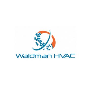Waldman HVAC logo