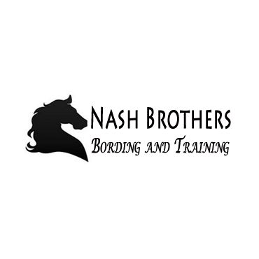 Nash Brothers Boarding and Training logo