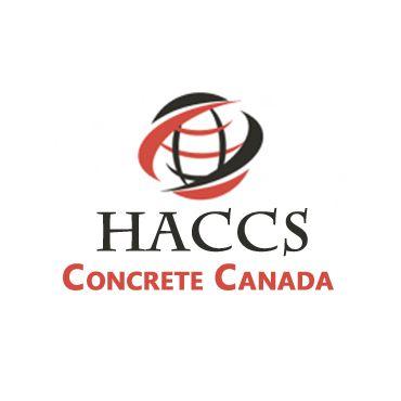 Haccs Concrete Canada logo