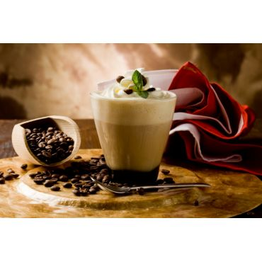 Symphoni Coffee Organo Gold logo