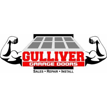 Gulliver Garage Doors logo