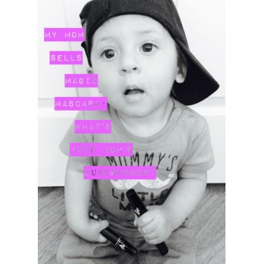 This little man knows what he's talking!