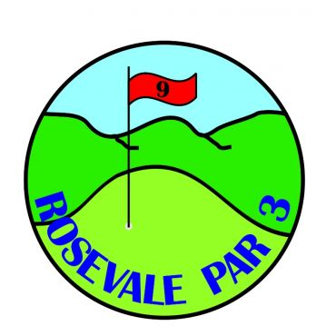 Rosevale Par 3 logo