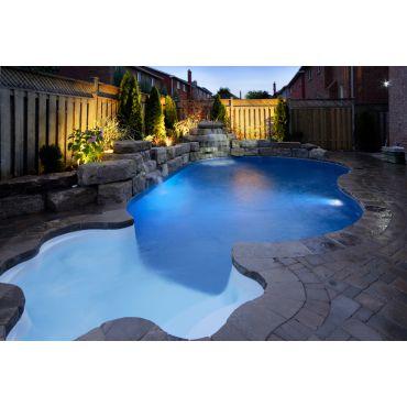 Interlocking - Pool Deck