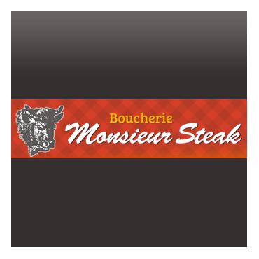 Boucherie Monsieur Steak logo