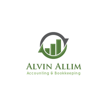 Alvin Allim Accounting and Bookkeeping Services logo