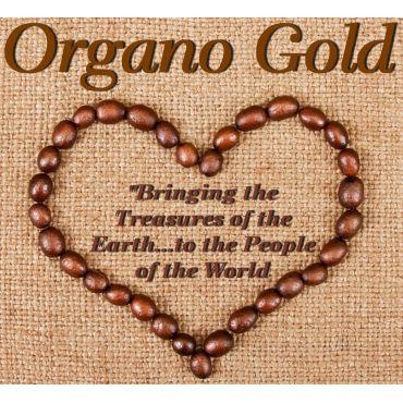 Organo Gold Independent Distributor - Emily Ryckman PROFILE.logo