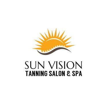 Sun Vision Tanning Salon & Spa logo