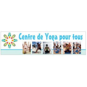 Centre de Yoga pour tous logo