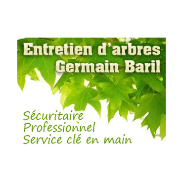 Entretien d'arbres Germain Baril PROFILE.logo