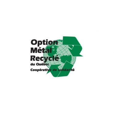 Option Métal Recyclé du Québec logo
