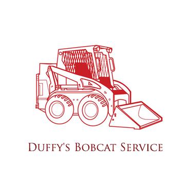 Duffy's Bobcat Service logo