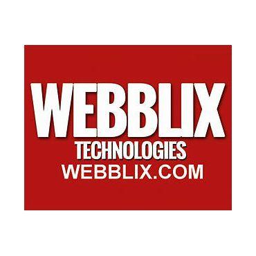 Webblix logo